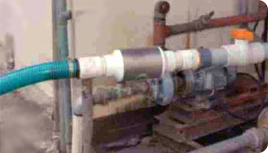 Structured water device in India