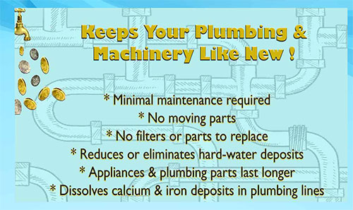 structured water benefits - advantages of structured water in plumbing