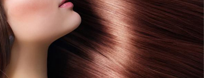 silky long red shiny hair - structured water health benefits